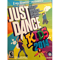 Wii U - Just Dance Kids 2014 (aceptamos Mercado Pago Y Oxxo)