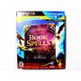 Book Of Spells Nuevo (libro + Juego) - Playstation 3 - Ps3