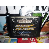 Whip Rush Sega Genesis