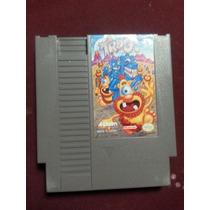 Trog! - Nes - Uno De Los Mejores Juegos De Arcade Y Nes