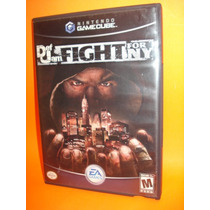 Def Jam Fight For Ny Game Cube Wii Juegazo!!! Impecable!!!