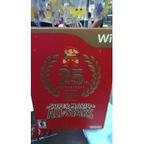 Super Mario All Stars 25 Aniversario