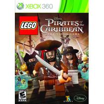 Lego Piratas Del Caribe Para Xbox 360 Usado Blakhelmet R E
