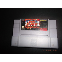 Super Street Fighter 2 Snes