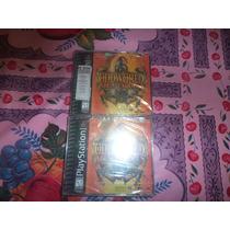 Abes Oddworld Exodus Psone/ps2/ps3