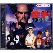 Tekken 2 Ps1 Japones