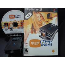 Eye Toy Play - Camara - Playstation 2 - Ps2