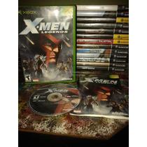 Xmen Legends Completo Para Tu Xbox