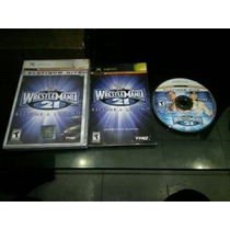 W Wrestlemania 21 Become Legends Completo Para Xbox Normal