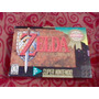 Zelda A Link To The Past Caja Instructivo Super Nintendo
