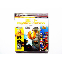 Best Of Ps Network Vol. 1 Nuevo Y Fisico Ps3 Playstation 3