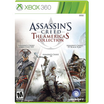 °° Assassins Creed Americas Collection Xbox 360 °° Bnkshop