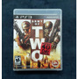 Army Of Two 40th Day Ps3 Buenas Condiciones Ge1