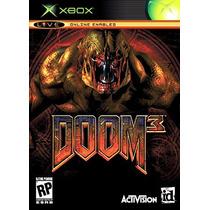 Xbox Doom 3 (aceptamos Mercado Pago Y Oxxo)