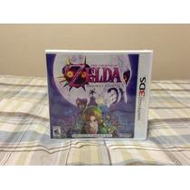 The Legend Of Zelda Majoras Mask Nintendo 3ds Nuevo Sellado