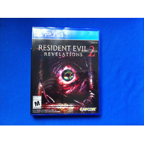 Vendo ... Resident Evil: Revelations 2 ... Para Ps4 ...