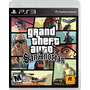 ¡¡¡ Grand Theft Auto San Andreas Para Ps3 En Whole Games !!!