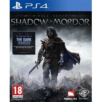 Shadow Of Mordor Legion Edition Ps4 Pakogames