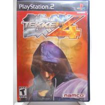 Tekken 4 Playstation 2 Ps2