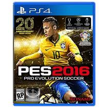 ..:: Pro Evolution Soccer 2016 M S I::.. Ps4 En Start Games