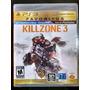 Killzone 3 Ps3 Nuevo Sellado Meses Sin Intereses