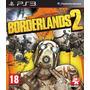 Borderlands 2 Ps3 + Online Pass