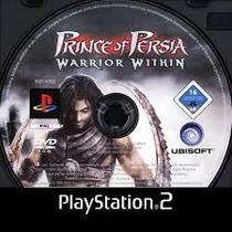 Príncipe De Persia Para Ps2, Funcionando A La Perfección