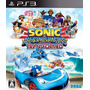 Sonic & All Stars Racing Transformed Ps3 Japones