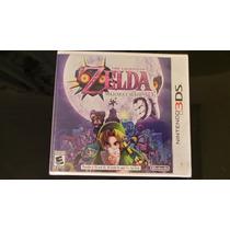The Legend Of Zelda Majoras Mask 3ds Nuevo, Sellado
