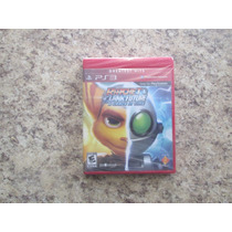 Ratchen And Clank Future A Crack In Time Ps3 Nuevo