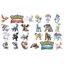 Paquete Todos Los Pokemon Legendarios 6ivs Oras Xy