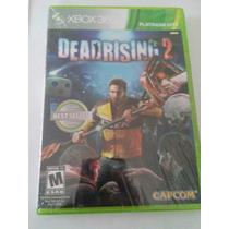 Dead Rising 2 Xbox 360 Nuevo Y Sellado
