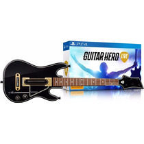 .. Guitar Hero Live, Con Guitarra .. Para Ps4 En Start Games