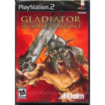Ps2 Gladiator Nuevo Envio Gratis