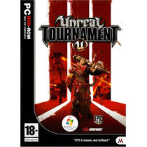 Unreal Tournament 3 (videojuego Para Pc) Maa