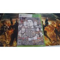 Sleeping Dogs Nuevo Xbox 360 En Igamers