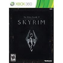 The Elder Scrolls V - Skyrim - Xbox 360