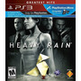 Heavy Rain Greatest Hits Ps3 Nuevo Citygame