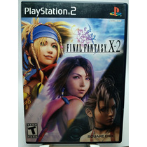 Final Fantasy X-2 Para Playstation 2 Ps2