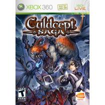 Xbox 360 Culdcept Saga Envio Gratisnuevo Bfn
