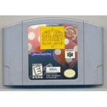 N64 Golden Nugget Envio Gratis