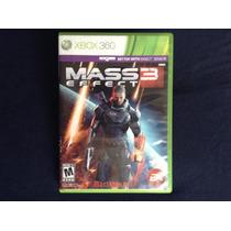 Xbox 360: Mass Effect 3