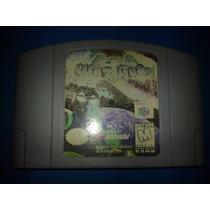 War Gods Nintendo 64 Peleas Portada Maltratada