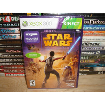 Star Wars Kinect Nuevo Xbox 360