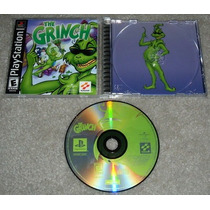 The Grinch Para Playstation 1 Y Ps 2. Completo.