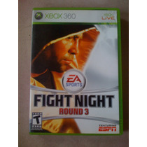 Juego Para Xbox 360 Fight Night Round 3