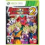 Dragon Ball Raging Blast 2 Para Xbox 360 Nuevo Y Sellado Hm4