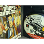 Grand Thef Auto 3 De Play 2 Slim O Fat Dvd Original