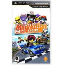 Modnation Racers (nuevo Y Sellado) - Sony Psp