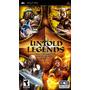 Untold Legends Para Psp En °°mr.game-videojuegos°°
